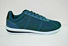 NEW CLASSIC NAVY FASHION RETRO TRENDY SPORTS SHOES TRAINERS SNEAKERS UK 6 / 40