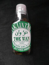 30ml Glass Bottle Leech Oil Minyak Lintah for Blood Flow & Enlargement