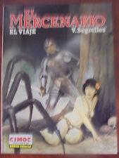 Cimoc Extra Color num.122,El Mercenario,Ed.Norma 1995