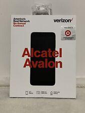 Verizon Prepaid - Alcatel Avalon 16Gb 5MP 5.3in Android Smartphone Brand New