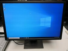 "LOT OF 2 Dell U2412Mb 24"" Widescreen LED Backlit LCD Monitor W/ STAND #DU24B"