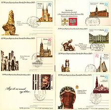 Poland Cp 1987 + Ck 72 - III visit of Pope John Paul II in Poland /#8