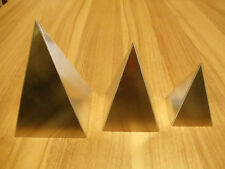 Orgone Aluminium Resin Casting Pyramid Mold / Mould - Bundle of 6