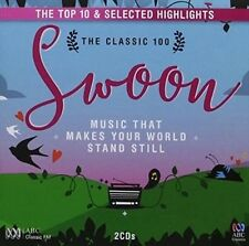 Swoon:  Music That Makes Your World Stand Still, Various Artists CD %7c 0028948124