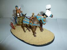 soldat DEL PRADO egypte RARE char romain cesar