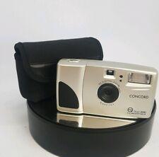 Concord Eye-Q Duo 2000 2.0 MP Digital Camera - Silver - #597
