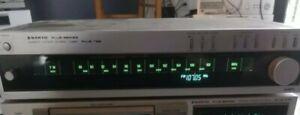 Vintage hi-fi Sanyo Plus Series  Tuner  T3S