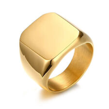 Men Ring Jewelry Party Rings Shan Fashion Rings Square Big Width Rings Finger