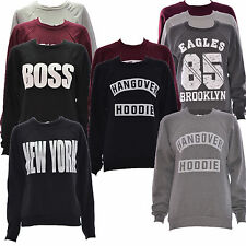 Women's Polyester Crew Neck Stretch Tops & Shirts