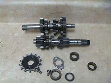 Honda 125 CB CB125T CB125-T Used Engine Transmission Assemebly 1991 HB181