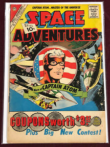 SPACE ADVENTURES 40 PROFESSIONALLY GRADED FN+ 6.5