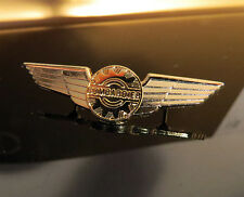 WINGS BOMBARDIER JET PILOT gold for Pilots & Aviators