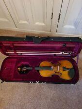 More details for hidersine  venezia 2011    4/4 full  size violin outfit great condition