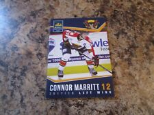 2017-18 VERNON VIPERS CONNOR MARRITT BCHL SINGLE PLAYER CARD