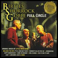 BIRTLES SHORROCK GOBLE - FULL CIRCLE CD ( LITTLE RIVER BAND ) GLENN~BEEB *NEW*