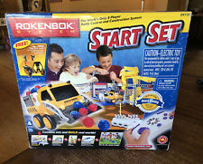 Rokenbok Building Block Start Set Electric Remote Control 34112 Complete
