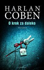 O krok za daleko - Harlan Coben polish book polska książka