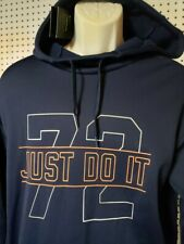 Details about Nike Therma Fit Loose 72 Just Do Ot Pullover Hoodie Extra Large