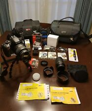 Nikon D3200 Camera With Lots Of Extras See Pictures
