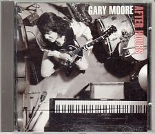 CD ALBUM GARY MOORE *AFTER HOUR*