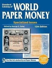 Standard Catalog of World Paper Money, Specialized Issues (2013, Paperback)