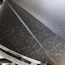 Forged Carbon 3D Matt Film Car Wrapping Foil Car Black Bubble Free Autofolie