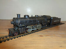 LIONEL HO SCALE # 0635 SOUTHERN PACIFIC 4-6-2 STEAM LOCOMOTIVE AND TENDER