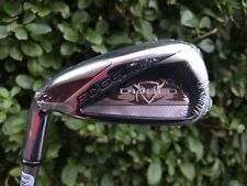 NEW WOMEN CALLAWAY DIABLO EDGE 6 IRON LEFT HAND LADIES FLEX GRAPHITE SHAFT