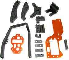 HPI Bullet Chassis Braces, Diff. Plate & Radio Tray (#101210, #101217, #101218)