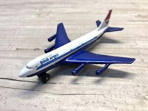 Matchbox Lesney 1973 Boeing 747 British Airways SB10 Vintage Aeroplane Jumbo Jet