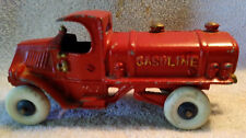 Vintage Die-Cast Hubley Mack Amoco Gasoline Truck Reproduction of the Cast Iron