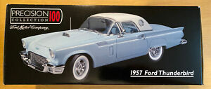 Precision Collection 100 1957 Ford Thunderbird Convertible 1:18 Diecast