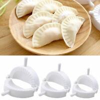 3 size DIY Pastry Maker Dumpling Mould Dough Press D3K5 Jiaozi Samosa Empan A7B6
