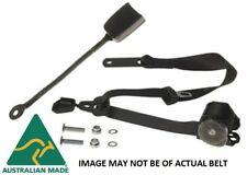 LEFT REAR SEAT BELT & BUCKLE Fits: HOLDEN COMMODORE VN AND VS WAGON ONLY