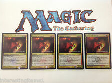 Magic The Gathering - MTG - Carnival Hellsteed 4x  - Foil - Promo