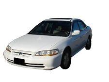 1998-02 Honda Accord AVS 20942 Carflector Stone//Bug Deflector