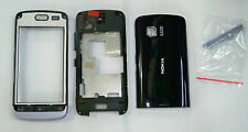 Black Housing Fascia Cover facia faceplate case for Nokia C5-03 C5 03