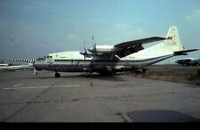 Original colour slide of An-12 Cub CCCP-11531 of Aeroflot