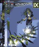 Auswahl = APHRODITE IX Heft 0 1 2 3 4 5 ( INFINITY Verlag ) Neuwertig