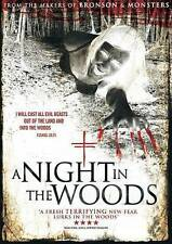 A Night in the Woods (DVD, 2014) LIKE NEW Scoot McNairy Found Footage Horror