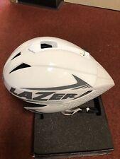 Lazer Tardiz Time Trial / Triathlon TT Aero Road Bike Helmet - MEDIUM