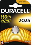 1 PILE CR2025 / DL2025  DURACELL  3V  LITHIUM  DLC 2025