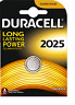 1 PILA CR2025 / DL2025 DURACELL 3V LITIO DLC 2025