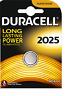 1 BATTERIA CR2025 / DL2025 DURACELL 3V LITIO DLC 2025