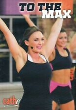 CATHE FRIEDRICH TO THE MAX ADVANCED WORKOUT EXERCISE DVD NEW SEALED