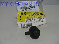 GM OEM Harmonic Balancer Bolt new gm  11570965