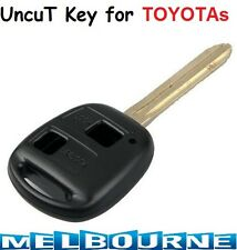 Toyota Prado RAV4 Echo Corolla Remote Car Key Blank Button Shell/Case/Enclosure
