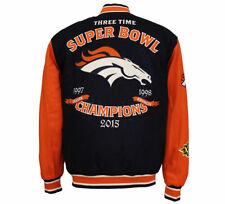 quality design 74b19 f16d1 Super Bowl NFL Fan Jackets for sale   eBay