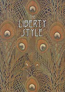 English Liberty Art Nouveau Style - Furniture Decorative Arts / Illustrated Book