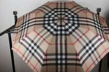 Burberry Nova Check Umbrella Unisex 001072